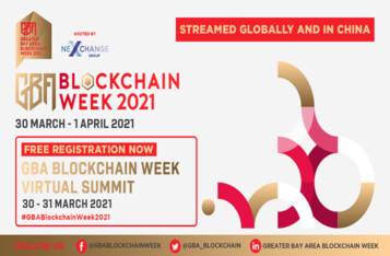 Greater Bay Area Blockchain Week 2021 to Bring Global Attention to Blockchain Innovation