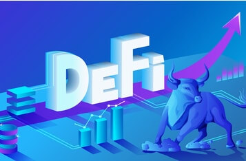 Total Value Locked in DeFi Hits $30 Billion as Positive Sentiment Surrounds Cryptocurrency Market