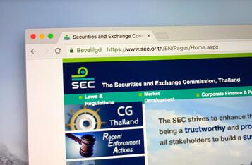 Thailand's SEC Eyes on Decentralized Finance