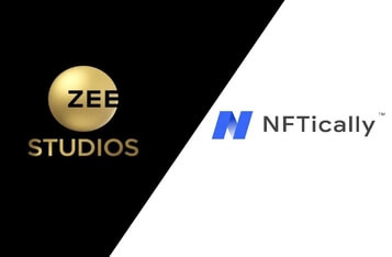 Indian film studio Zee Studios has Partnered with Nftically to Launch the First NFT Drop on Polygon Blockchain