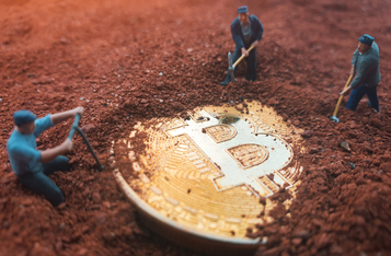 Bitcoin Miners' Outflow Volume Hit a Monthly Low