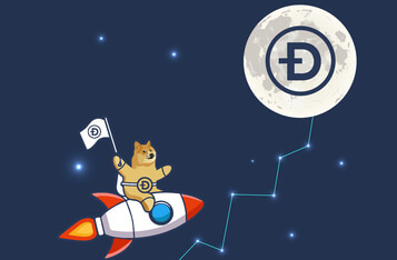 """Dogecoin Becomes the First Cryptocurrency to Enter Space amid """"DOGE-1 Moon Landing Mission"""""""