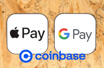 Coinbase Supports Apple Pay to Purchase Cryptos and to Integrate with Google Pay