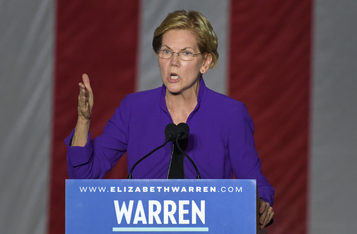 U.S. Senator Warren Urged To Regulate Cryptocurrencies